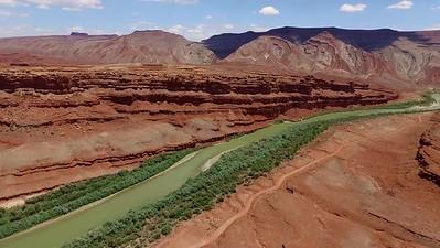 2 Part of the San Juan River