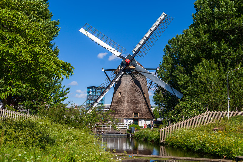 Laakmolen / Galgemolen (Windmill)