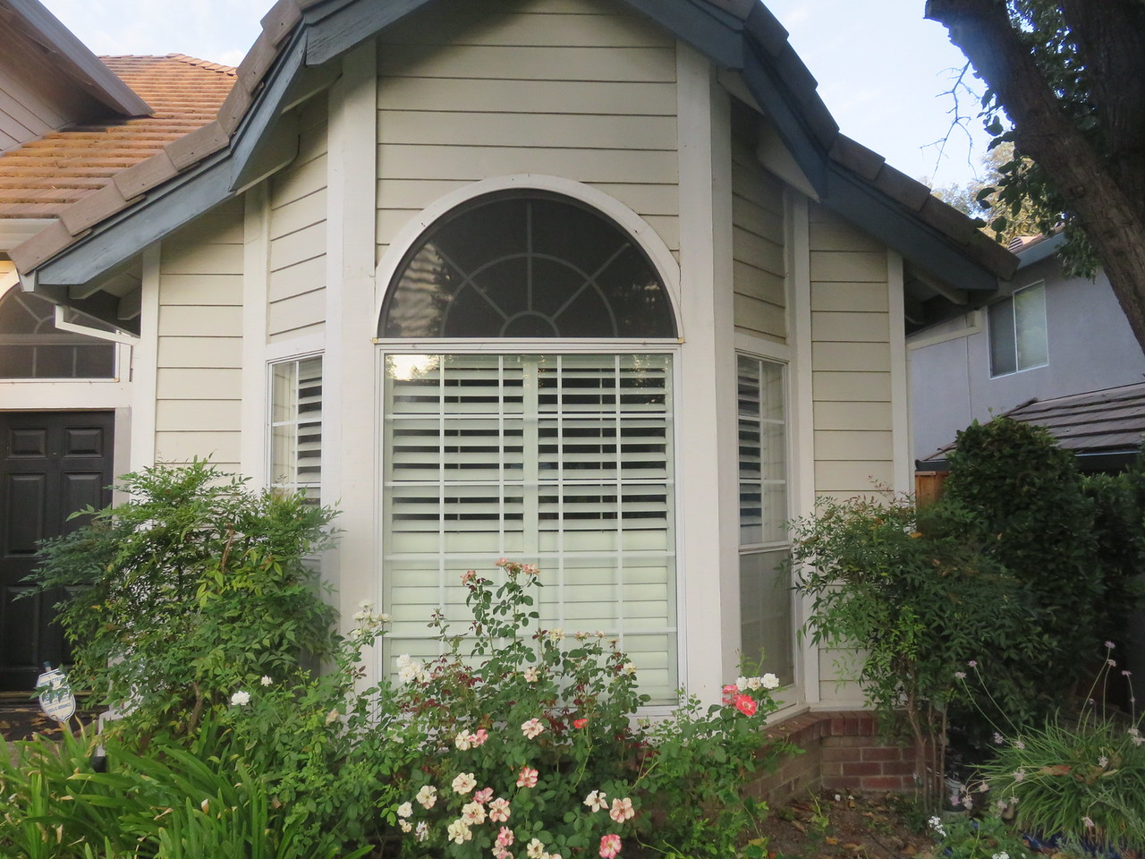 Front Bay Windows