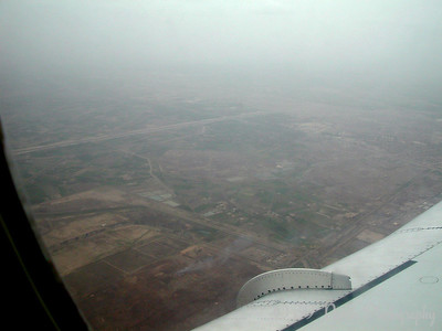 First fuzzy glimpse of Iraq