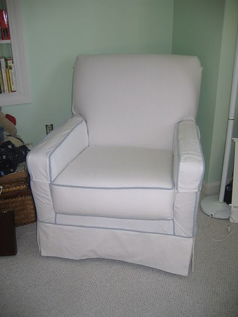 Fitted Slipcover