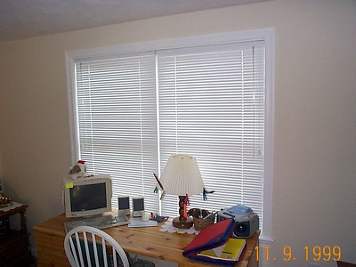 "1"" Aluminum Mini Blinds"
