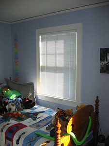 "1/2"" Aluminum Micro Blinds"