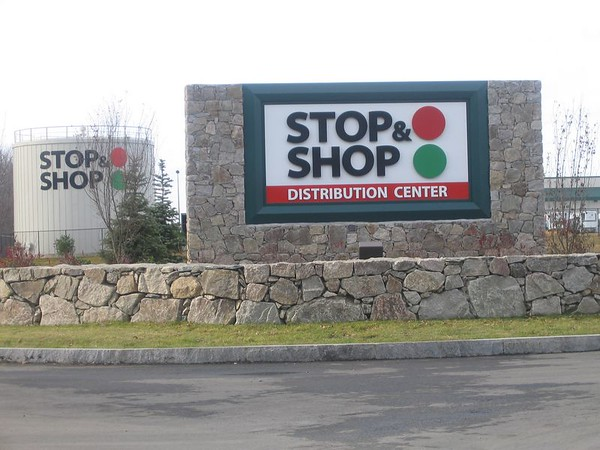 """Contract for 1"""" Alum Blinds for new Stop & Shop Distribution Center."""