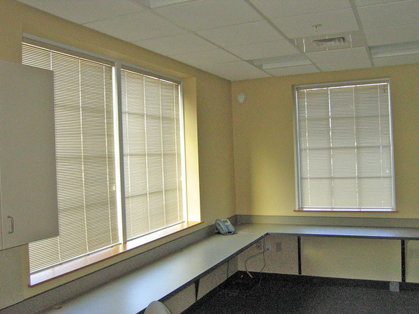 "Aluminum 1/2"" Micro Blinds"