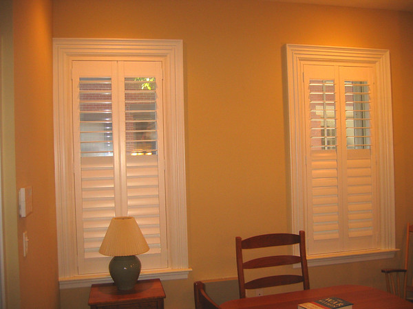 Heritance Wood Plantation Shutters