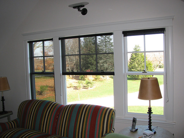 Solar Screen Roller Shades