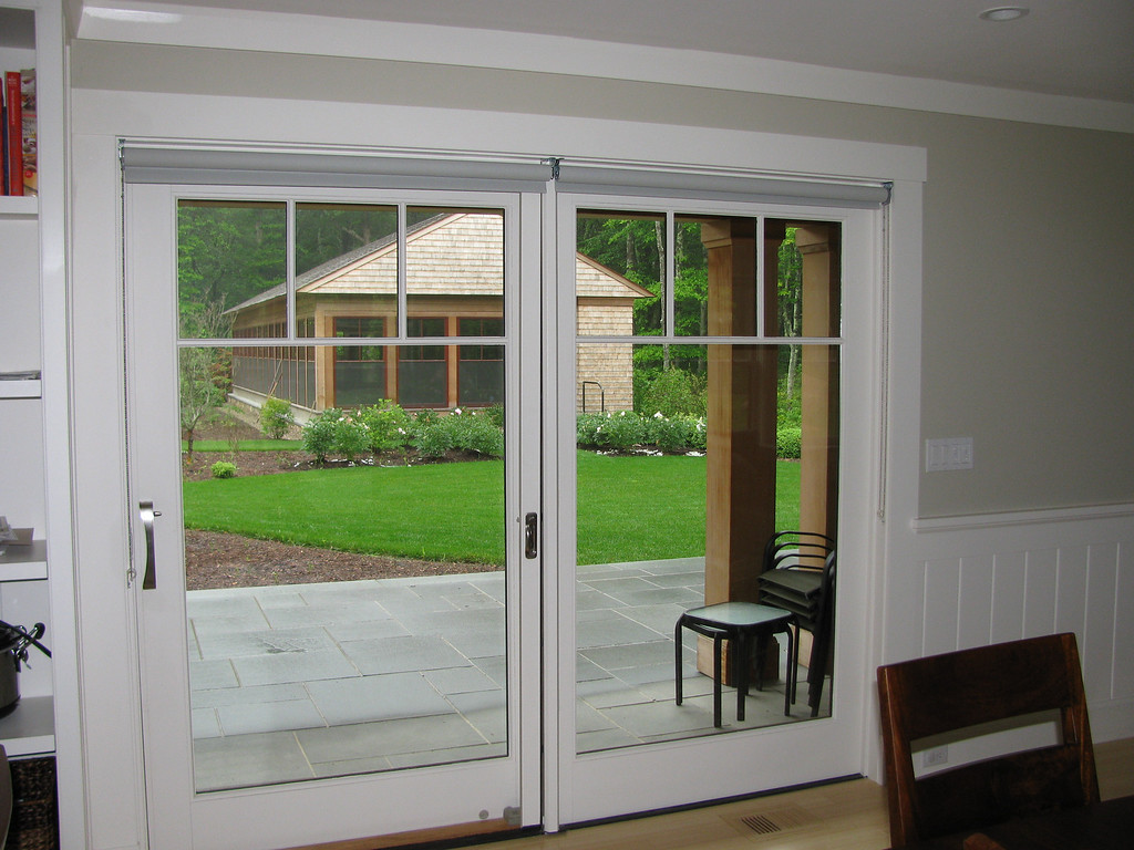 Genial Patio Door Sun Shades