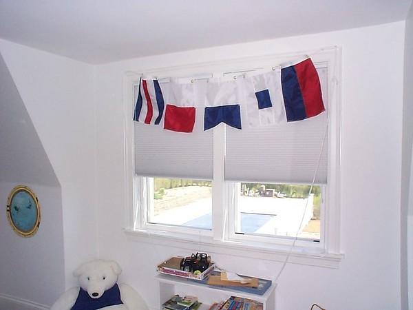 Nautical Valance