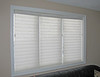 Silhouette window shadings in 3 unit Bay Window (tilted closed)