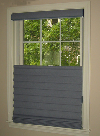 """Vignette shade with """"Top Down/Bottom Up"""" feature"""