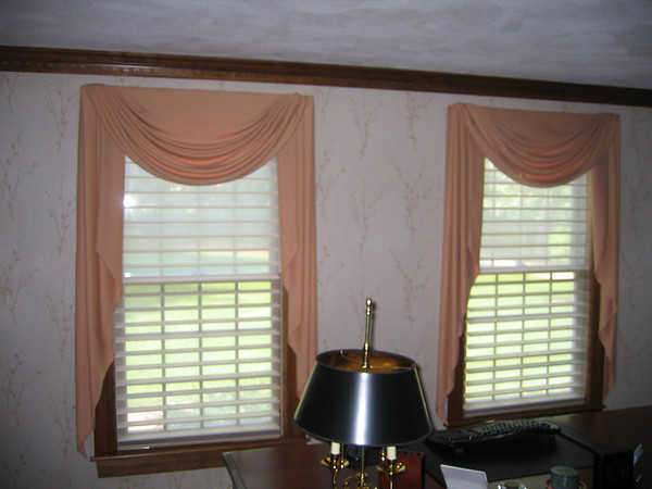 Motorized Silhouette Shades