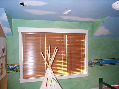 "2"" Wood Blinds."