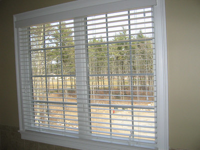 "2"" WoodMate blinds"