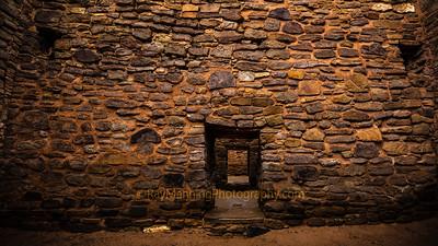 Short Doorways at Aztec Ruins