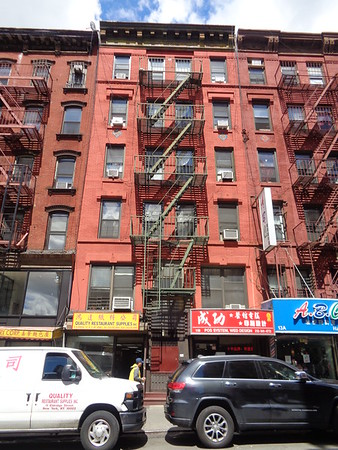 11 Eldridge St b/t Canal & Division St New York NY 10002