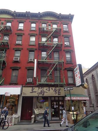 21 Mott St b/t Bowery  & Pell St New York NY 10013
