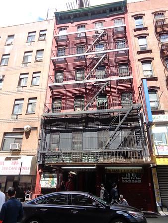 5 Eldridge St b/t Canal & Division St New York NY 10002