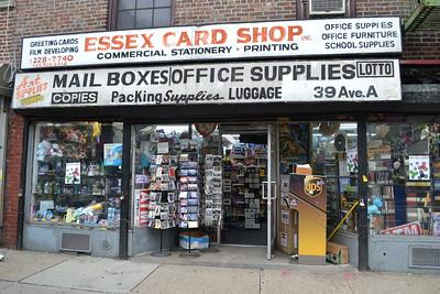 ESSEX CARD SHOP