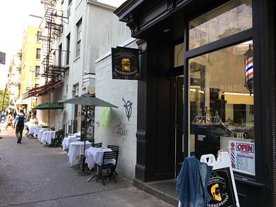 Craftman Barbershop (SoHo)