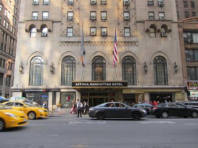Fancy Downtown Hotel