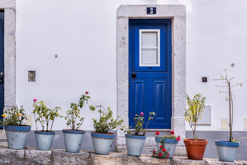 Lisbon Front Door