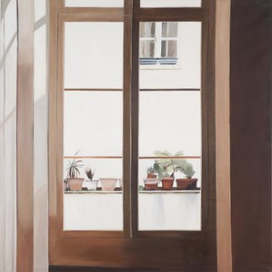 Delacroix's Window