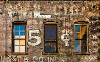 Old Brick Building - Walla Walla, WA
