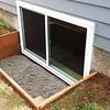 Basement egress window