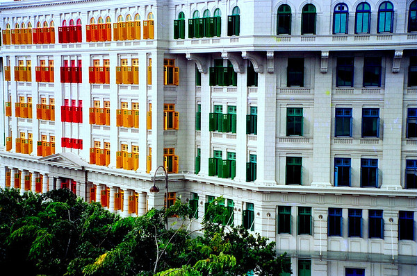 MICA Building (Ministry of Information, Communications and the Arts) Singapore