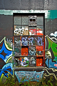 Street Art and Graffiti - Olympia, WA