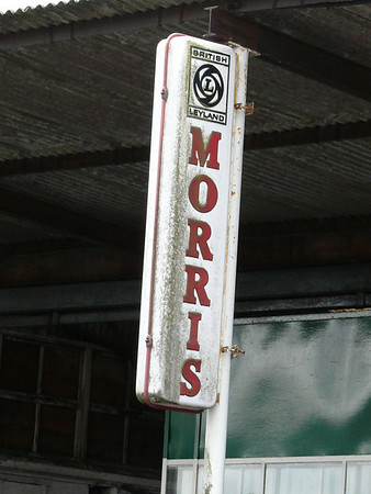 British Leyland. Morris - Framlington 110621