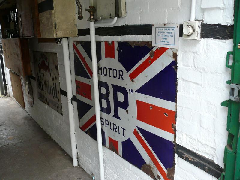 BP Motor Spitit - Ross-on-Wye, Broad Street 110718