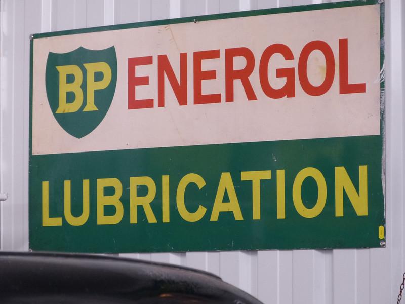 BP Energol - Oxford Bus Museum 130327