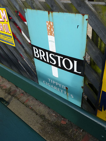 Bristol Cigarettes - North Yorkshire Moors Railway, Pickering Station 120719