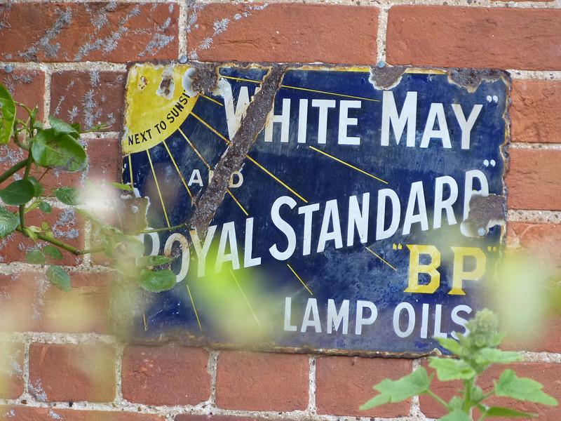 BP Lamp Oils - Wells, Polka Road 120620