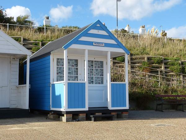 Beach Hut - 'Murphys on Sea' 121016 Southwold
