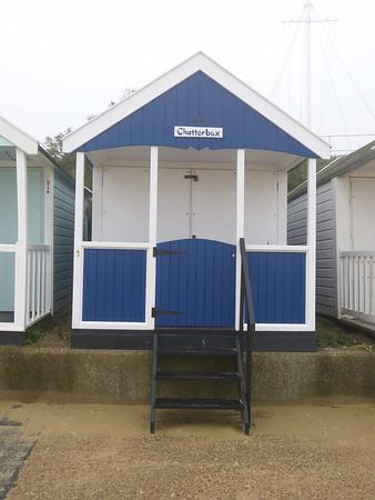 Beach Hut - 'Chatterbox' 121022 Southwold