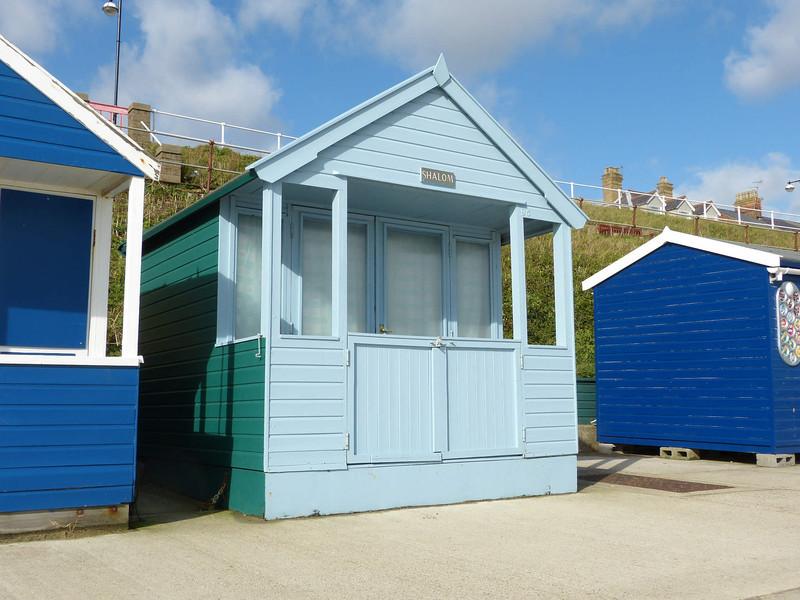 Beach Hut - 'Shalom' 121016 Southwold