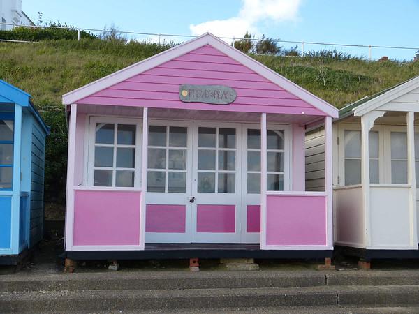 Beach Hut - 'Floyd's Place' 121016 Southwold