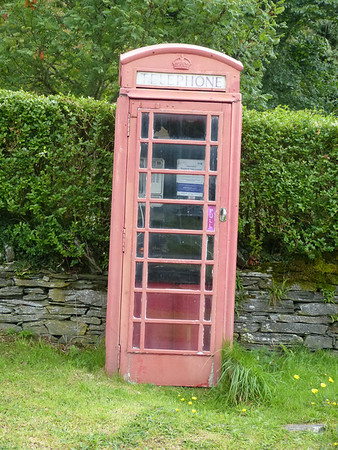 Telephone Box - Cairnbaan 170802