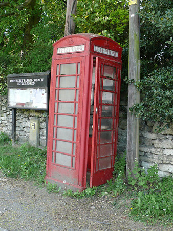 Telephone Box - Amotherby 110428