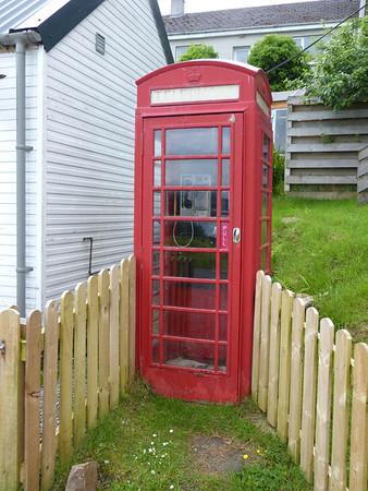 Telephone Box - Badachro 150702