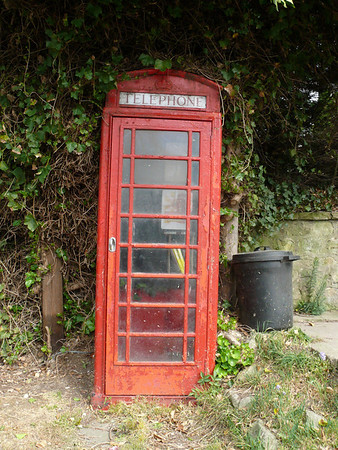 Telephone Box - Acklam 110428