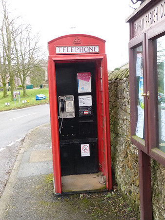 Telephone Box - Askham 120228