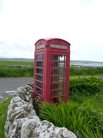 Telephone Box - Newhouse, Rousay 170620