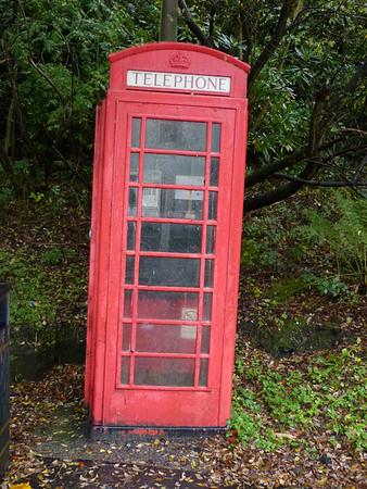 Telephone Box - Arrochar 161017