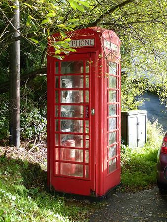 Telephone Box - Arrochar