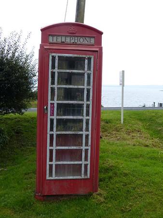 Telephone Box - Arduaine 120909