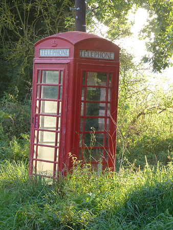 Telephone Box - Bagthorpe 160915